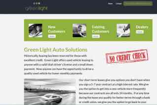 Green Light Auto Solutions reviews and complaints