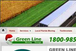 Green Line Moving and Storage reviews and complaints