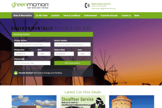 Green Motion Greece reviews and complaints