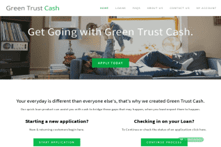 Green Trust Cash reviews and complaints
