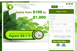 Greenleaf Loans reviews and complaints