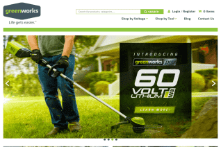 Greenworks Tools reviews and complaints