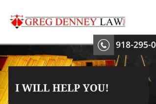 Greg Denney Law reviews and complaints