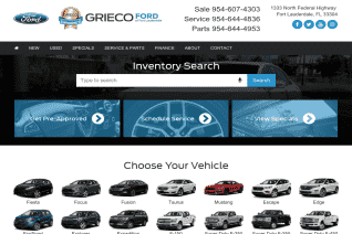 Grieco Ford Of Fort Lauderdale reviews and complaints