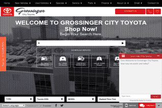 Grossinger City Toyota reviews and complaints