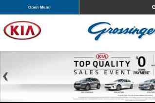 Grossinger Kia reviews and complaints