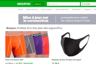 Groupon Belgium reviews and complaints