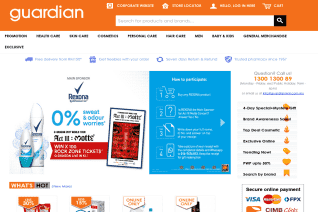 Guardian Malaysia reviews and complaints