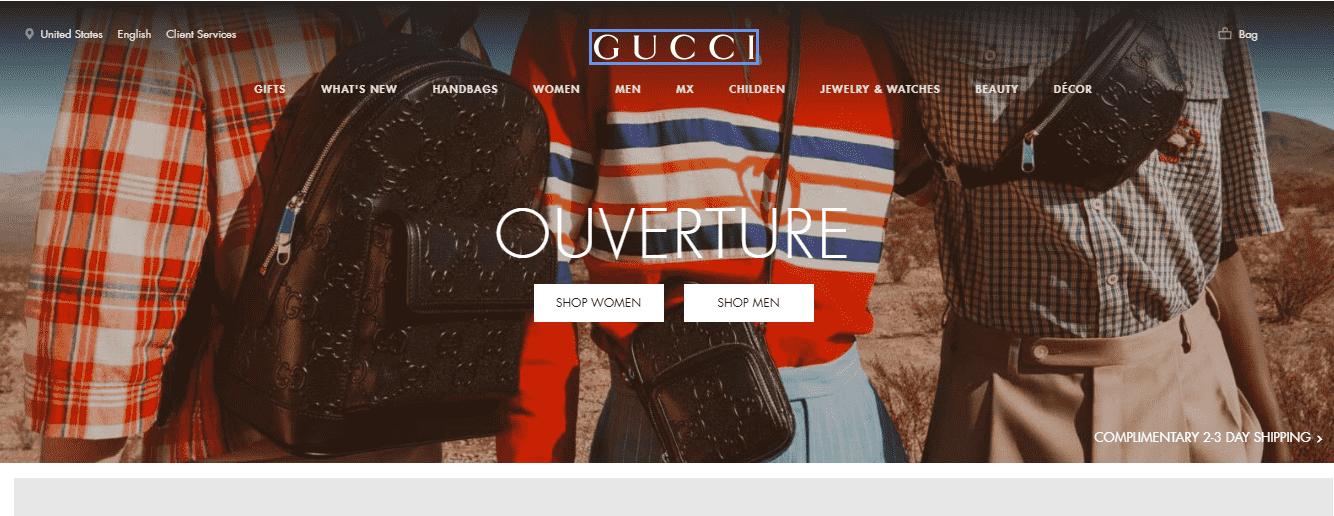Gucci reviews and complaints