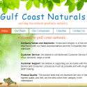 Gulf Coast Naturals reviews and complaints