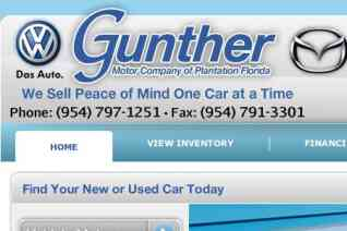 Gunther Volkswagen reviews and complaints