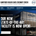 Gunther Volvo Cars Coconut Creek reviews and complaints