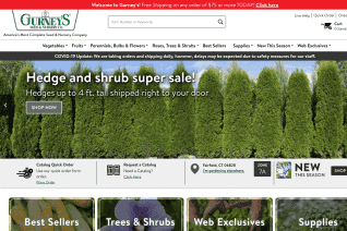 Gurneys Seed And Nursery reviews and complaints