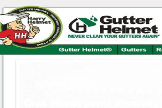 Gutter Helmet By Harry Helmet reviews and complaints