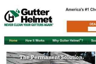 Gutter Helmet reviews and complaints