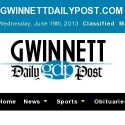 Gwinnett Daily Post reviews and complaints