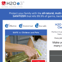 H2O e3 Natural Cleaning System reviews and complaints