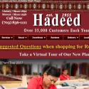 Hadeed Carpet Cleaning reviews and complaints