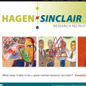 Hagen Sinclair Research Recruiting