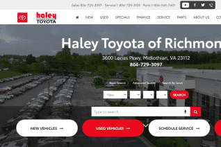 Haley Toyota reviews and complaints