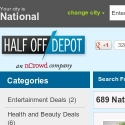 Half Off Depot