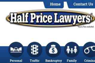 Half Price Lawyers reviews and complaints