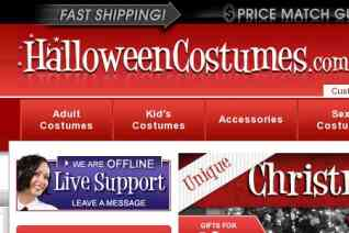 Halloweencostumes reviews and complaints
