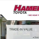 HAMER TOYOTA reviews and complaints