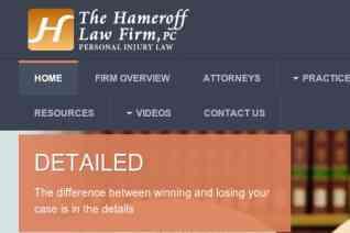 Hameroff Law Group reviews and complaints