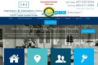 Hampton And Hampton Management And Leasing reviews and complaints