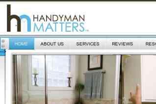 Handyman Matters reviews and complaints