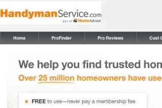 Handyman Services reviews and complaints