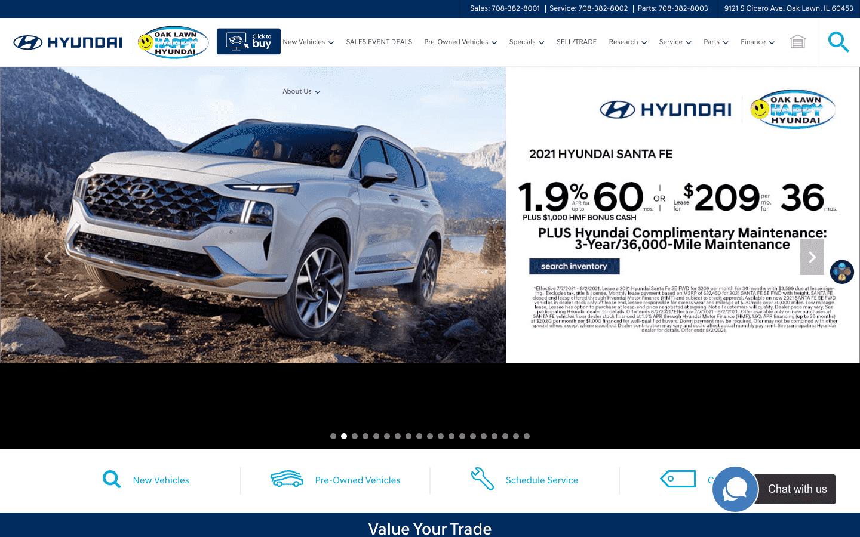 Happy Hyundai reviews and complaints