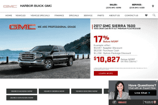 Harbor Buick Gmc reviews and complaints