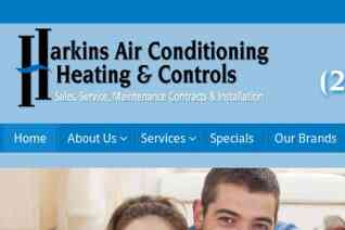 Harkins Air Conditioning Heating and Controls reviews and complaints