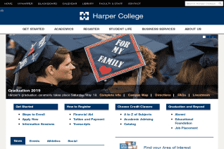 Harper College reviews and complaints