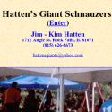 Hattens Giant Schnauzers