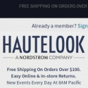 HauteLook reviews and complaints