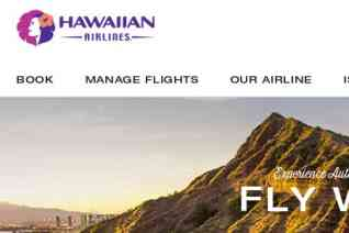 Hawaiian Airlines reviews and complaints