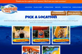 Hawaiian Falls Waterpark reviews and complaints