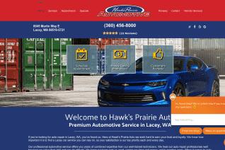 Hawks Prairie Automotive reviews and complaints