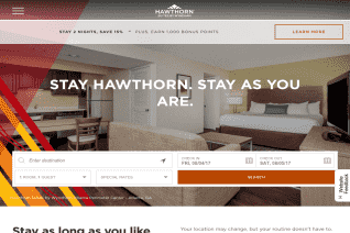 Hawthorn Suites By Wyndham reviews and complaints