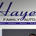 Hayes Family Auto reviews and complaints