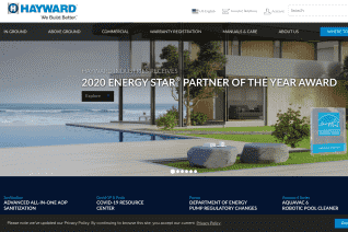 Hayward Pool Products reviews and complaints