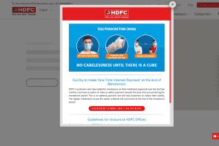 HDFC reviews and complaints