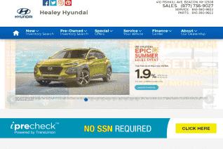 Healey Hyundai reviews and complaints