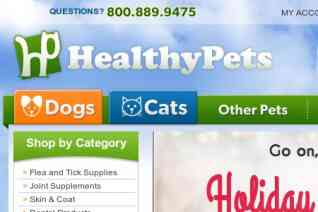 Healthy Pets reviews and complaints