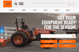Heart of Texas Kubota reviews and complaints