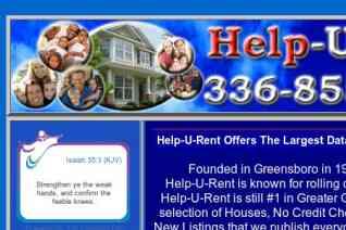 Help U Rent reviews and complaints