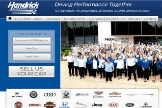 Hendrick Automotive Group reviews and complaints